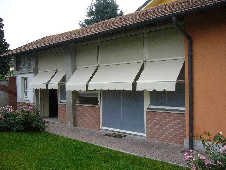Tende Veranda Orbassano : Tende a veranda cattaneo tende borgo vercelli