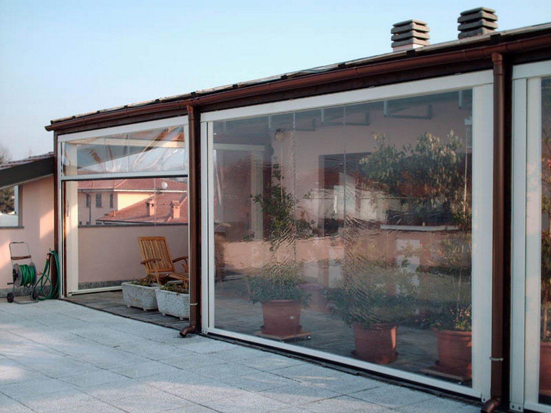 Tende Veranda Cristal : Tende a veranda cattaneo tende borgo vercelli
